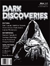 Backwards Man in Dark Discoveries magazine