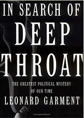 I had many interesting adventures helping Len to research his book about the legendary Watergate news source.