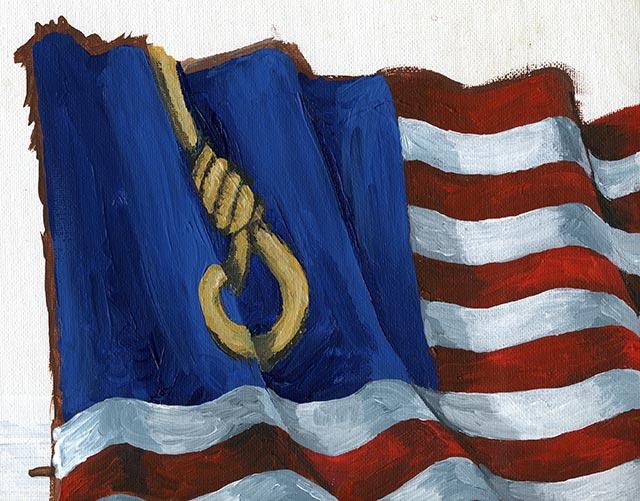 noose flag
