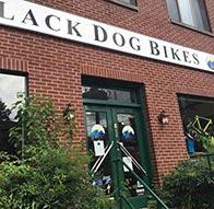 Escape Black Dog Bikes